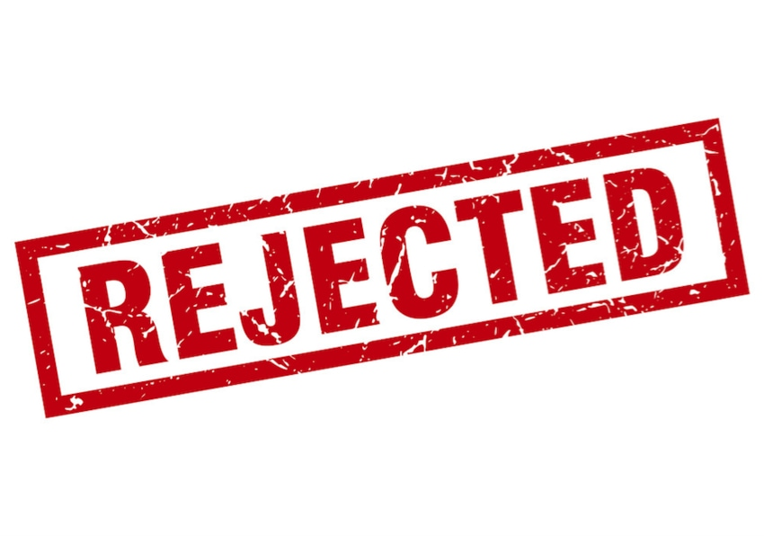 ACLU stamp of rejection